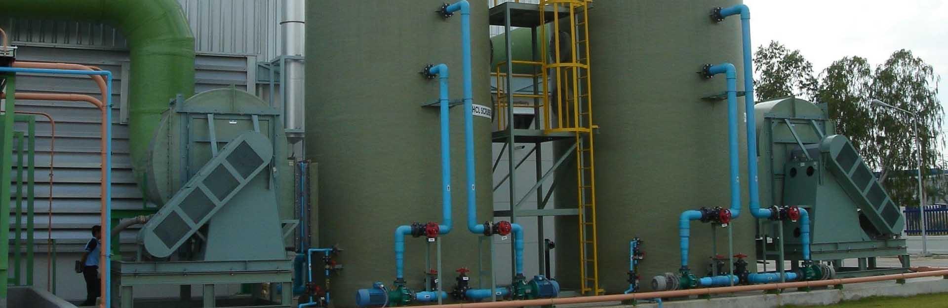 Hệ thống sử lý khí thải