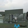 Hệ Thống Thông Gió sử dụng quạt gắn mái