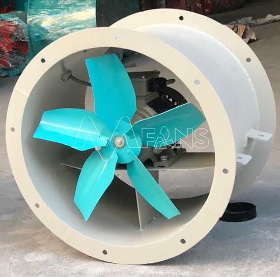 Nhà máy nào sản xuất quạt hướng trục công nghiệp chất lượng tốt nhất